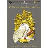 Mozart Opera Glyndebourne Collection: Cosi fan Tutte, Don Giovanni, Le Nozze di Figaro, Die Entfuhhrung aus dem Serail, Idomeneo, Die Zauberflote (6 DVDs) by Kiri te Kanawa