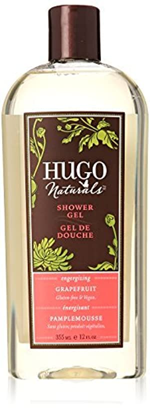 Shower Gel, Grapefruit, 12 fl oz (355 ml) by Hugo Naturals