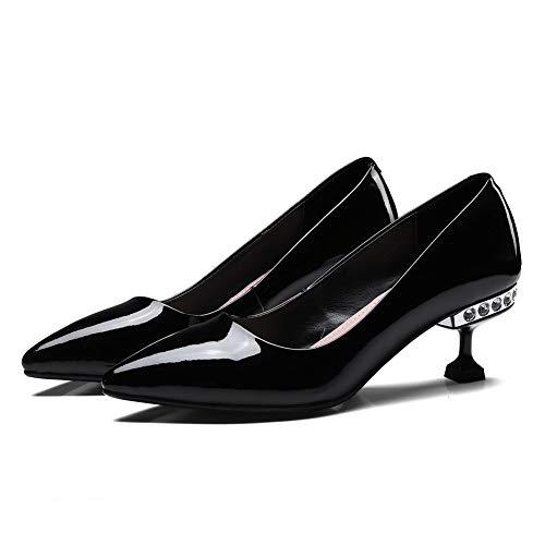 BalaMasa Noir 36 5 APL11206 Compensées EU Sandales Femme Noir xrqSxAHw