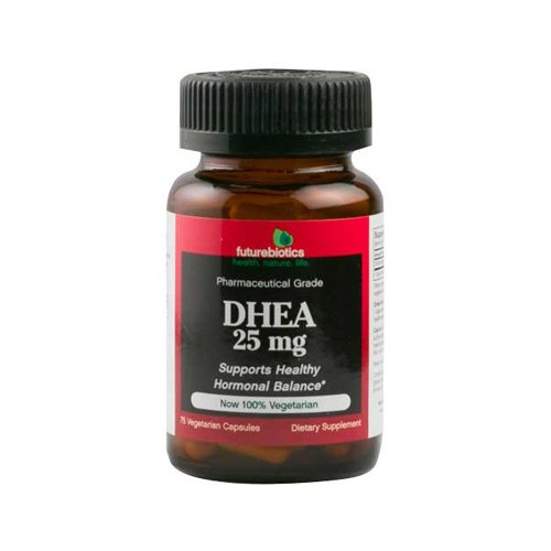 Futurebiotics DHEA 75 mg 25 Caps