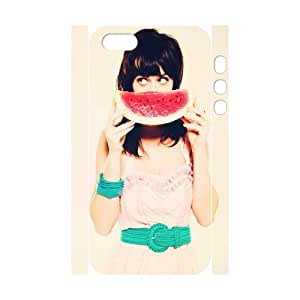 Katy Perry 3D DIY Custom Durable Hard Plastic Case Cover LUQ912396 For Iphone 5,5S