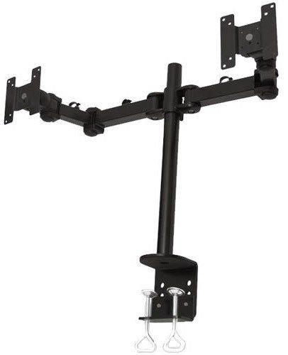 Monmount Premium Dual Monitor Arm Mount - Complete Kit