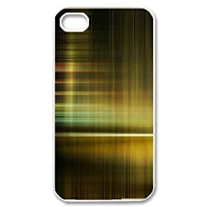 Bridge to Nowhere IPhone 4/4s Case, Luxury Brand Case Cute Iphone 4s Cases for Teen Girls Evekiss {White}