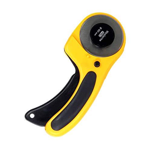 Cortador Circular Manual Profissional 60mm Para Papel, Vinil