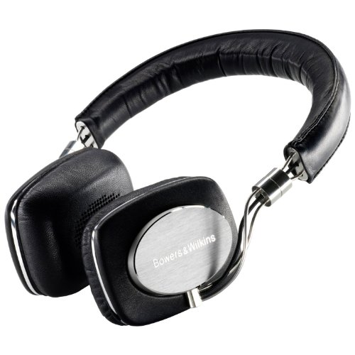 Bowers & Wilkins P5 Headphones - Black (Wired)