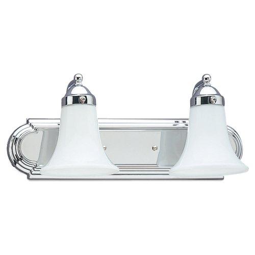 Sea Gull Lighting 4858-05 Astoria 2-Light Wall Bath Fixture