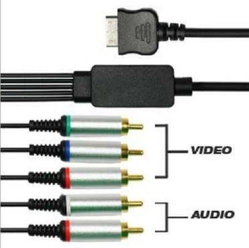 Desconocido Cable COMPONENTES AV para Consola Sony PSP GO Video Y ...