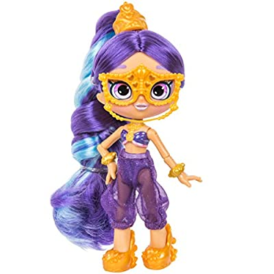 Shopkins Lil Secrets Shoppie - Collectable Doll Plus Wearable Locket - Jenni Lantern: Toys & Games