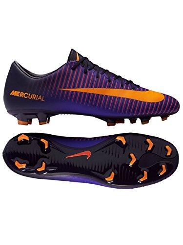 Nike Mercurial Victory VI FG, Herren Fußballschuhe Violett
