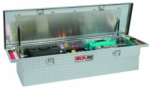 (Jobox PAC1357000 Low-Profile Aluminum Single Lid Fullsize Crossover Truck)