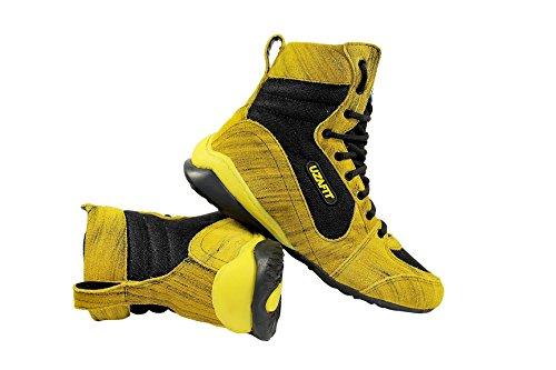 Uzafit Jackson Bodybuilding Gewichtheben CrossFit Boxer Schuh Unisex Sneaker