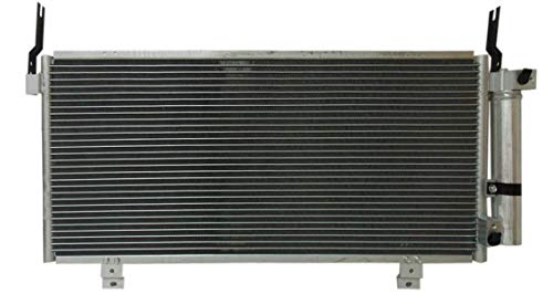 (Automotive Cooling Brand A/C AC Condenser For Mitsubishi Eclipse 3457 100% Tested)