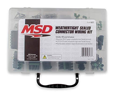 MSD 8177 MSD Weathertight Connector Kit