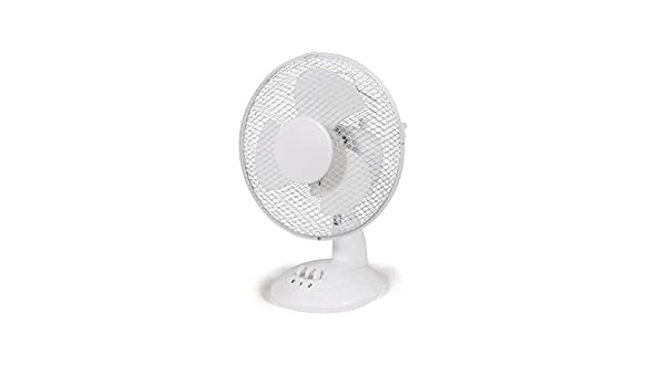 HJM FT23 Ventilador DE Mesa 23 cm-HJM-FT23, Multicolor: Amazon.es ...