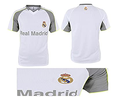 Real Madrid Adult Training Jersey Performance Home Soccer Jersey (S) 938ef9fe4