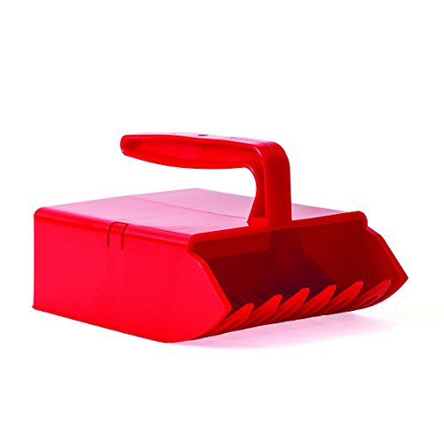 Linden Sweden 38406 Linden Sweden Plastic Comb Berry Picker, Child Size, Red
