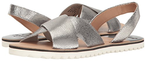 Leather Slingback Women's Metallic Sidney Sandal Sebago Dress YqHRnRF
