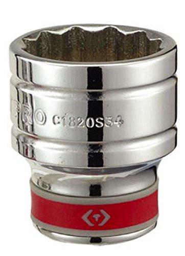KT Pro Tools C1820S46 1 Drive 12-Point Socket King Tony