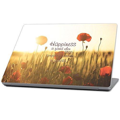 超美品 MightySkins [並行輸入品] Protective Durable and Unique Vinyl Durable Laptop wrap cover Skin for Microsoft Surface Laptop (2017) 13.3 - Happiness White (MISURLAP-Happiness) [並行輸入品] B07896W4HY, 花材通販はなどんやアソシエ:1a20d3de --- a0267596.xsph.ru
