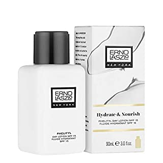 Erno Laszlo Hydrate And Nourish Phelityl Day Lotion SPF 15, 3 Fl Oz