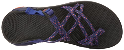 Ecotread Vibora Zong Women's Sandal Blue Chaco X Athletic qACtZw4