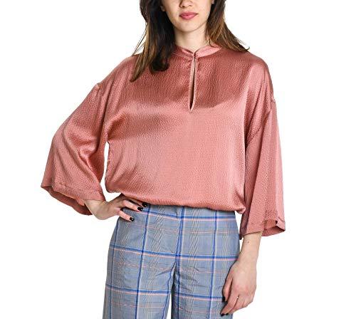 L'autre Rose Femme Blouse Soie Bz520579002u335 Chose rOpwqSFr