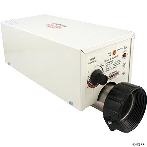 Heater, Coates, 6-ILS, 15'' x 2'', 230v, 5.75kW, w/Sensors, PS by Coates Heater