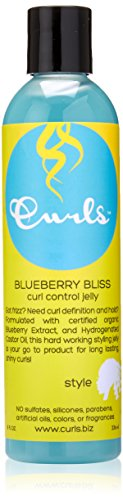 Curls Blueberry Bliss Control Jelly, 8