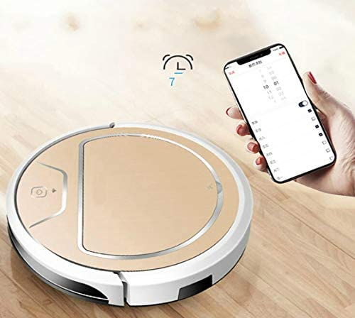 Smart Sweeping Robot App Telefonkarte Planungsroute Smart Electronic Ally Tank Vollautomatisches Laden