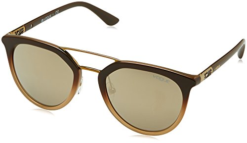Opal Vogue de Gafas Mujer Brown Gradient para Sol Brown qqXPfxpaw