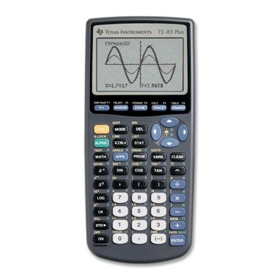 ti 83plus programmable graphing calculator