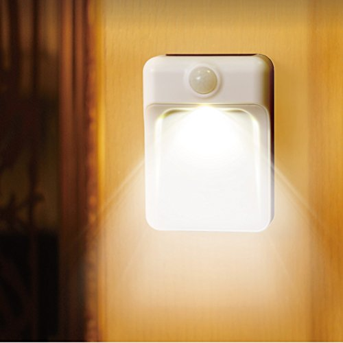 Akari SL121 Battery Powered Motion Sensor Night Lights St...