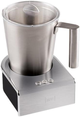 Espumador de leche 600 W Trebs Comfortmilk Acero inoxidable