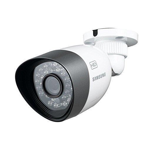 Samsung Security Camera CCTV SDC-8440BC 720p HD Analog IR Weatherproof IP66 Indoor Outdoor CCTV Security Bullet Camera (Video Surveillance Samsung)