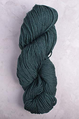 (Plymouth Superwash Worsted 88 Spruce Heather)
