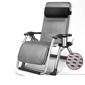 DKJH Tumbonas, Camas Plegables, sillas de Oficina ...