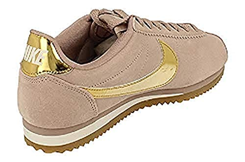 Gymnastique De Multicolorediffused Gold Femme SeChaussures Cortez Taupe Nike 204 Classic phantom metallic XPuOkZi