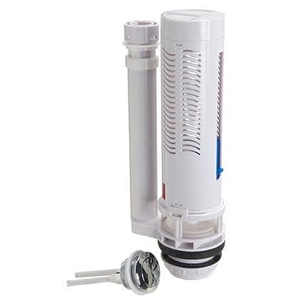 Wolfpack 4100210 Descargador Cisterna Doble Pulsador