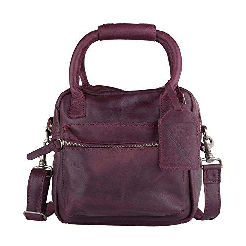 Cowboysbag Tasche Henkeltasche BAG WIDNES Aubergine 1514 EvqTADiF