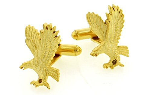 JJ Weston Eagle Cufflinks. Made in the USA for sale  Delivered anywhere in USA