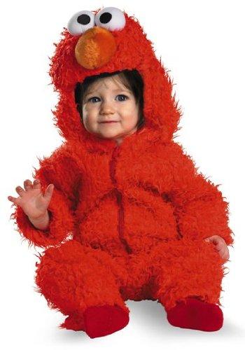 Elmo Infant Plush Costume