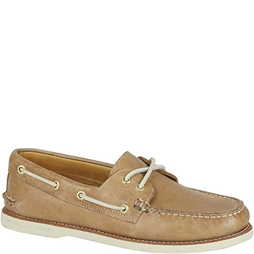 Sperry Top-Sider Gold Cup Authentic Original Boat Shoe Tan, 8.5 D(M) ()