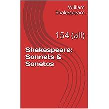 Shakespeare: Sonnets & Sonetos: 154 (all)