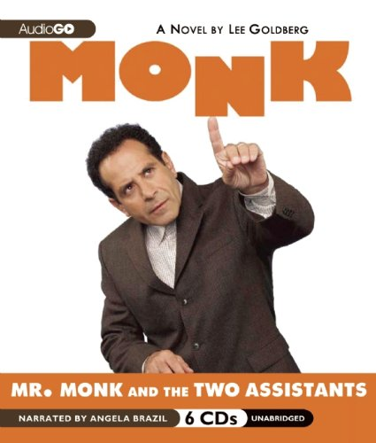 Mr. Monk and the Two Assistants (Adrian Monk Series) Text fb2 book