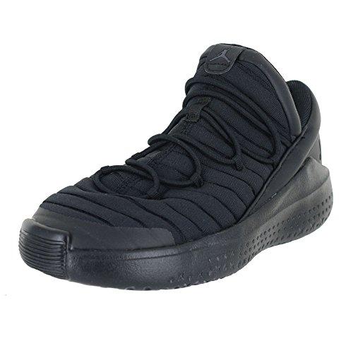 (Jordan Kids Flight Luxe (PS) Black Anthracite Black Size 13)