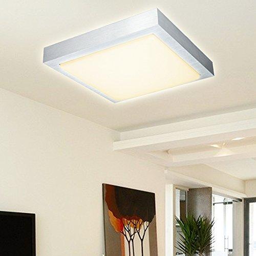 PASS VINGOR 12W LED Deckenleuchte Badleuchte Schlafzimmer DesignBeleuchtung Wohnzimmerlampe Deckenlampe Innenlampe Wand Decke Esszimmer
