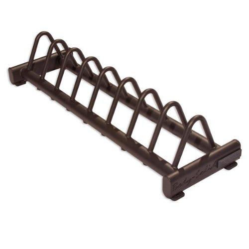IRON COMPANY Body-Solid Horizontal Bumper Plate Rack by IRON COMPANY