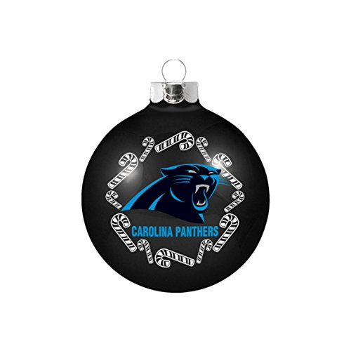 NFL Carolina Panthers Small Ball Ornament