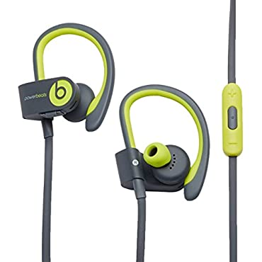 Powerbeats2 Wireless In-Ear Headphone, Active Collection Shock Yellow (Old Model)