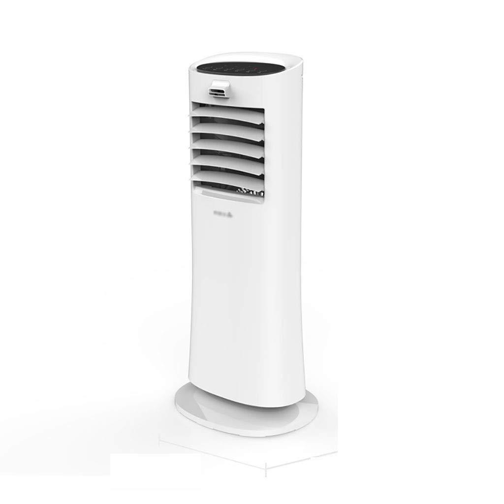 電動ファン ウォーターミスト加湿タワーファン - 家庭用リーフレスサイレントファン - タイミングファン - リモートコントロール85W   B07PSMWV9L